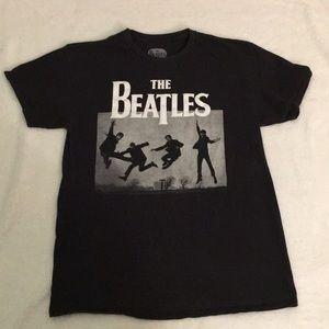 The Beatles vintage band Graffic tee